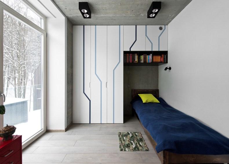 Contrast in Interior Design