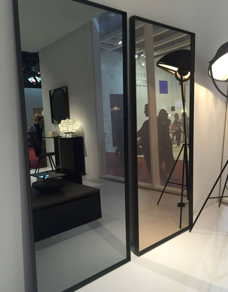 Long Mirror Ideas – How To Leaning Mirror To The Wall