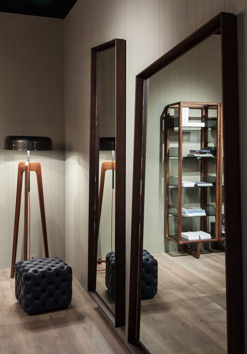 Narrow Floor Mirror From Porada