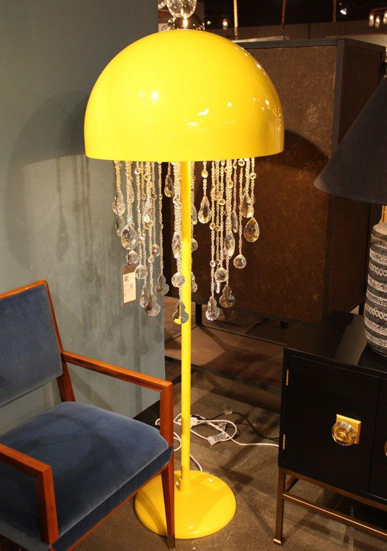 Bold Floor Lamp