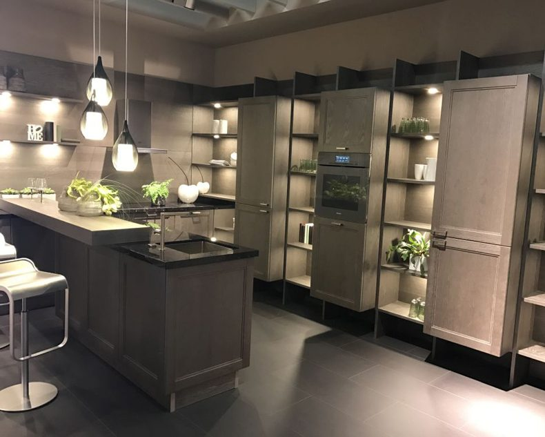 Large Kitchen Cupboards