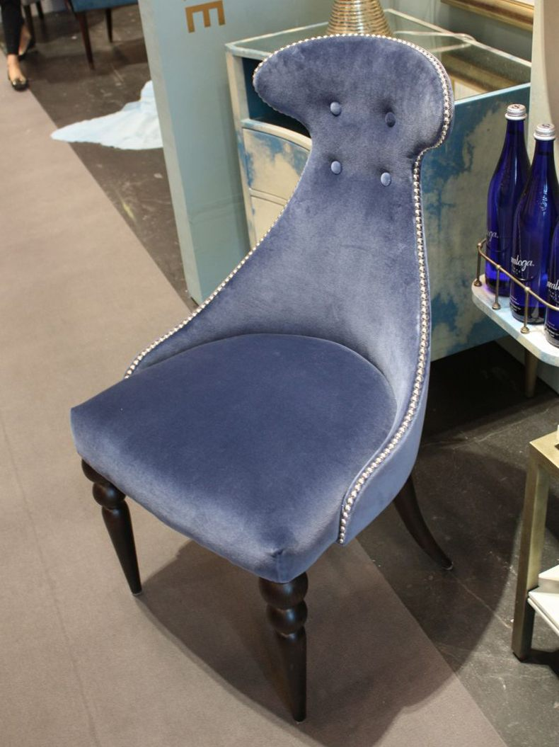 Luxurious Velvet Chair