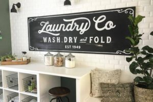 Best Vintage Laundry Room Decor Ideas