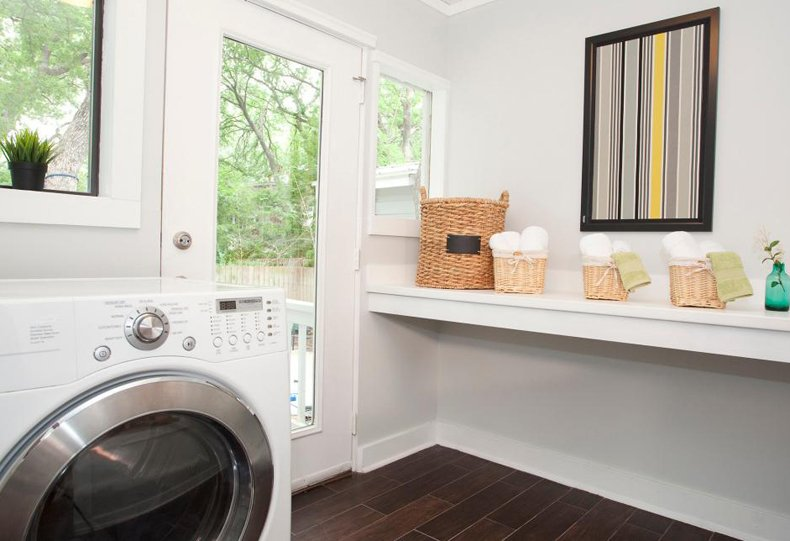 People don't pay too much attention to the best laundry room wall decor ideas.