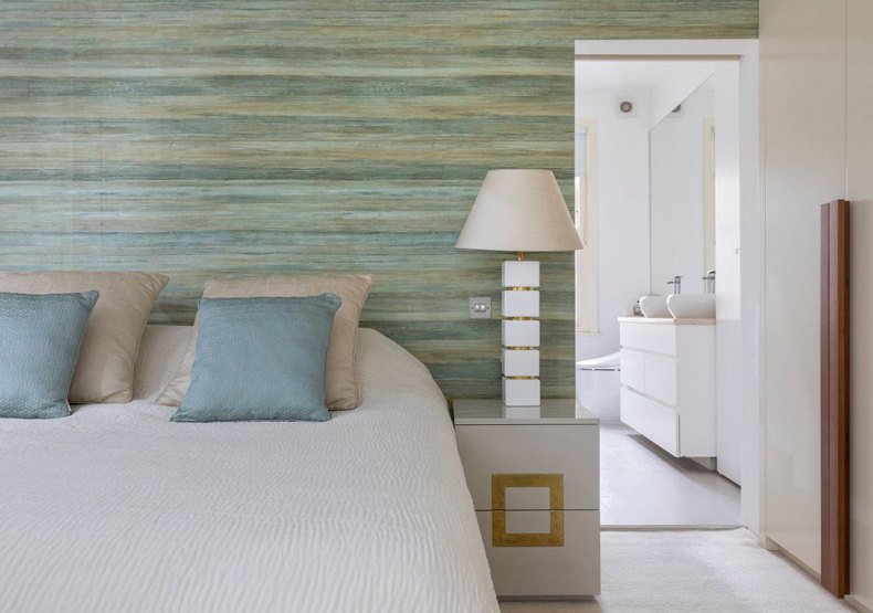 Sage Green Wallpaper For Bedroom