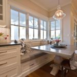 14 Inspiring Custom Kitchen Breakfast Nook Ideas for Your Country House