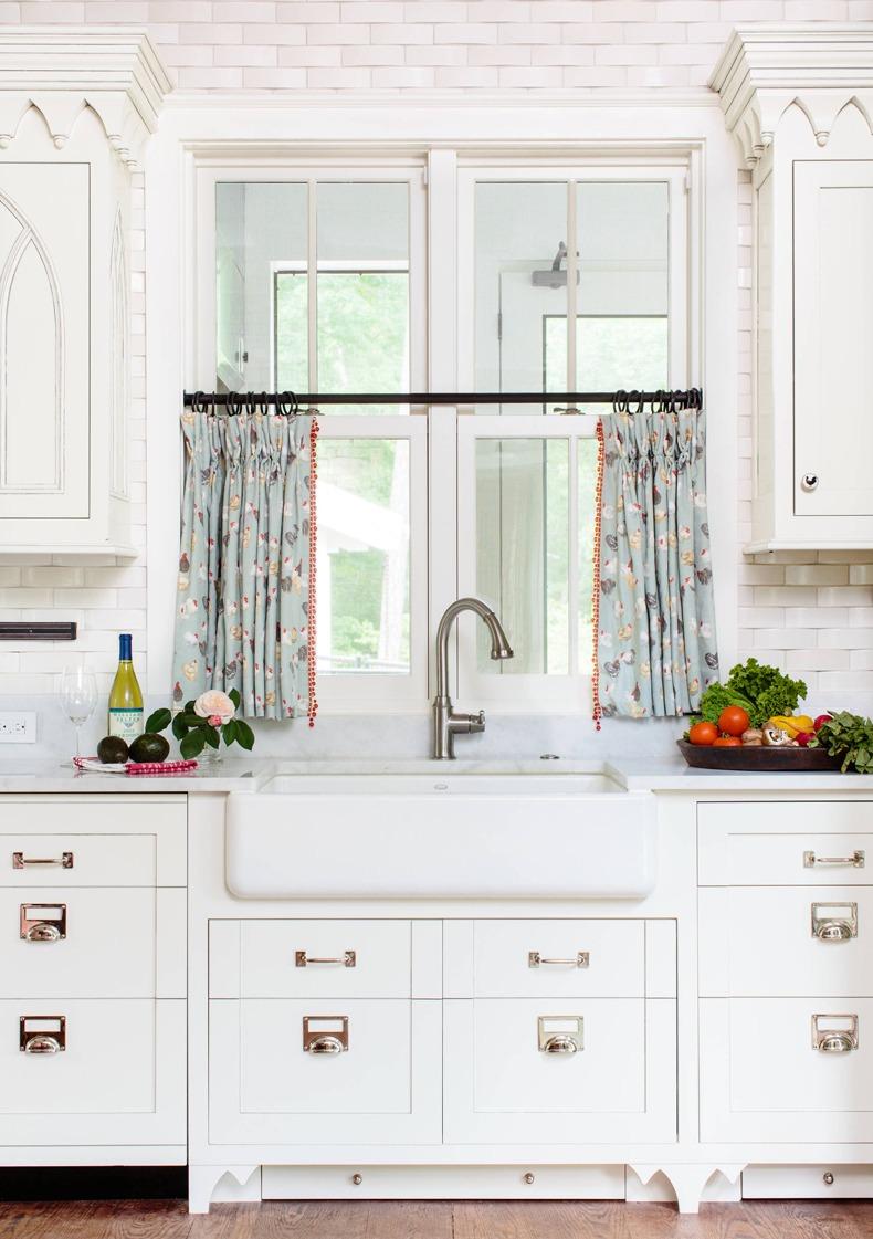 Farm Style Kitchen Curtains