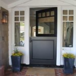 External Door Ideas In Your Country House