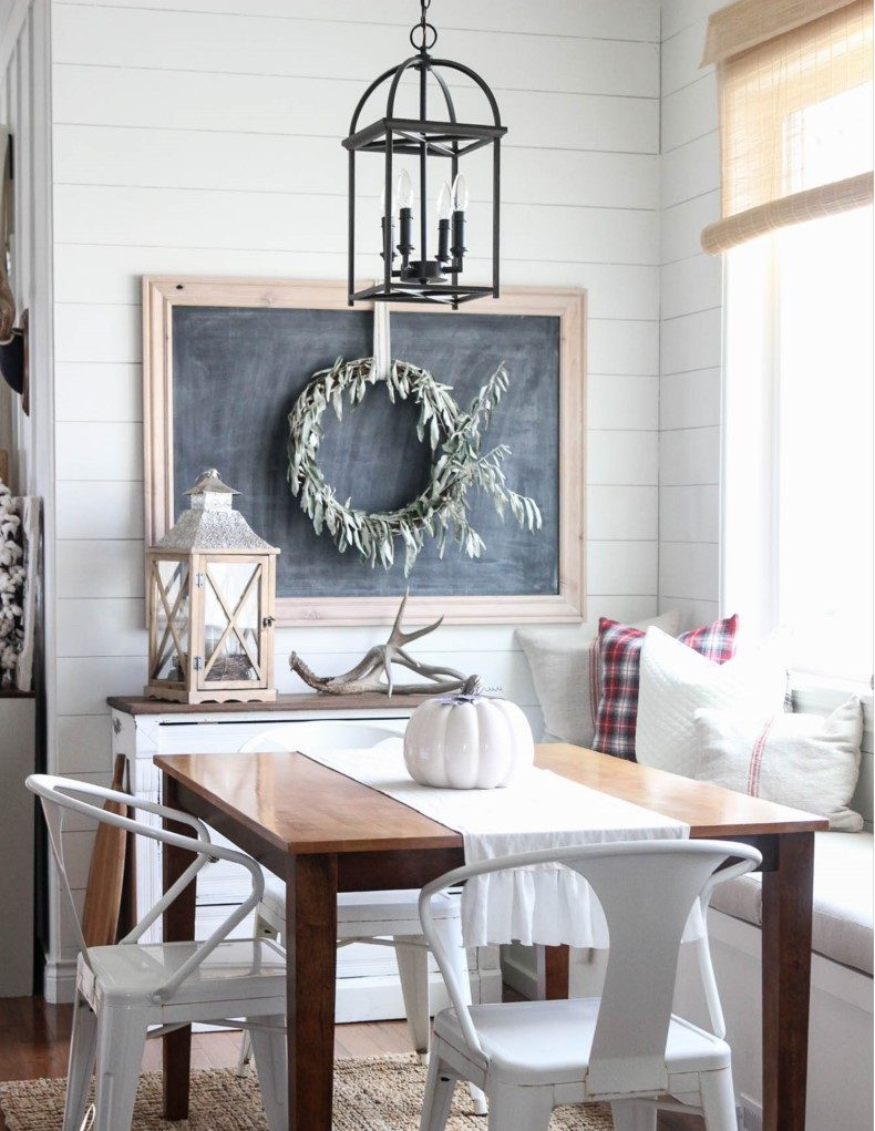 What do you think about breakfast nook chandelier or some other lighting model?