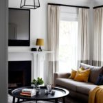2 Magnificent Ideas of Beautiful Curtains for Living Room Interior Decorating