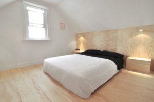 Plank Plywood Floor