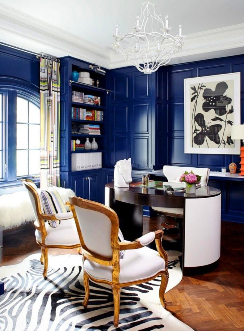 Here are few original eclectic home office ideas that you can use to upgrade and decorate your home office.