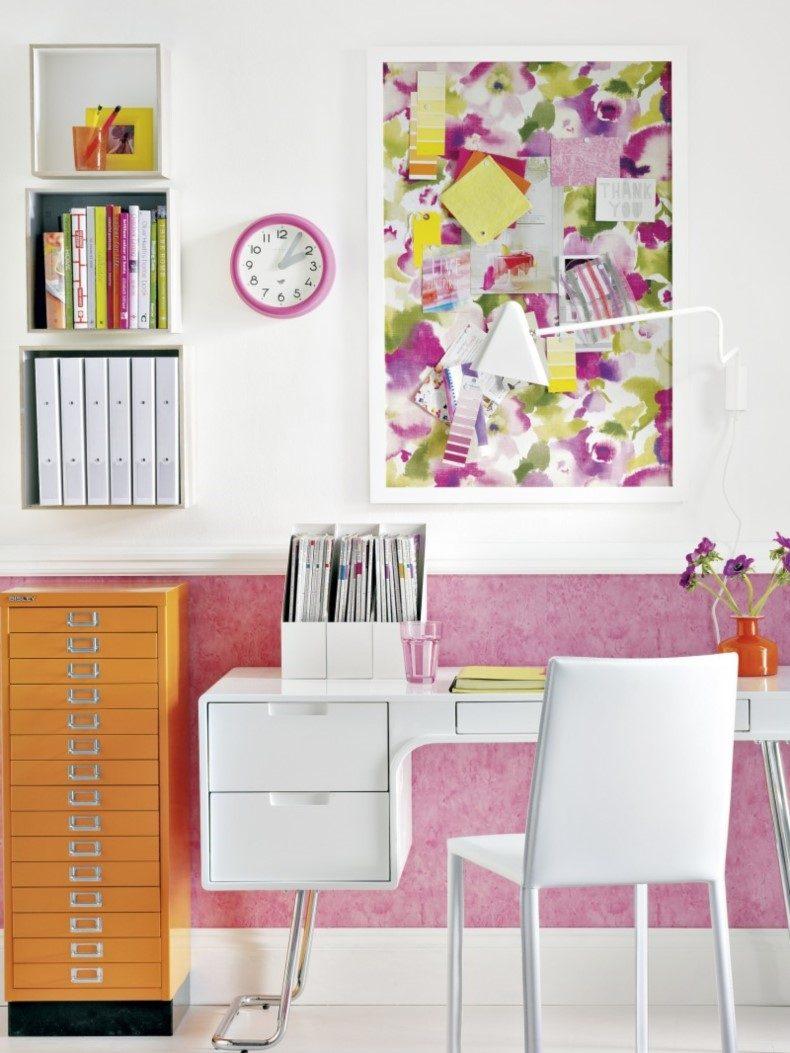 Floral Pastel Frame