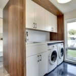 Contemporary Homes With Ultra-Modern Laundry Rooms