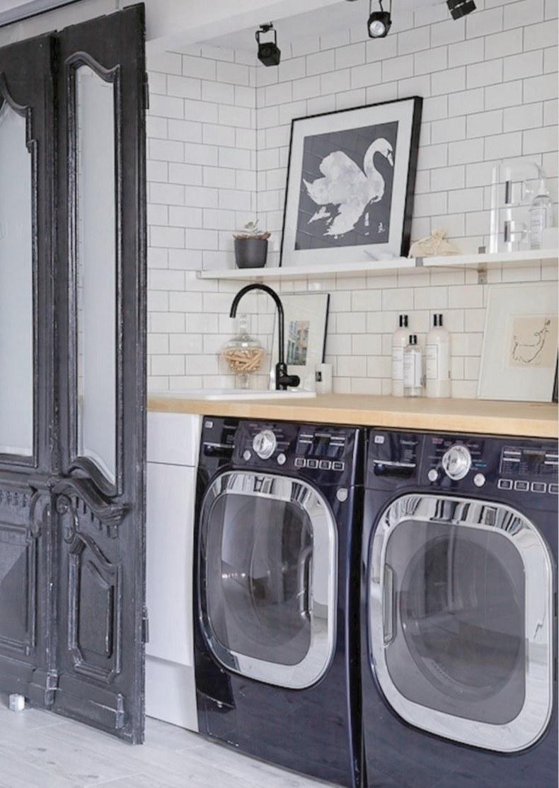Modern Laundry Room Design