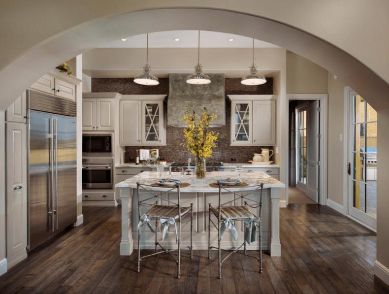 Kitchen Room Arch Designs