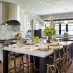 Custom Kitchen Island Designs For Your Country House