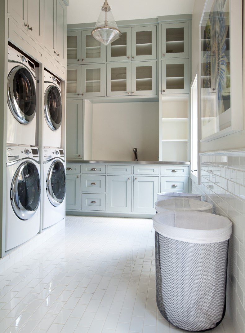 White Laundry Room Ideas Thebestwoodfurniture Com