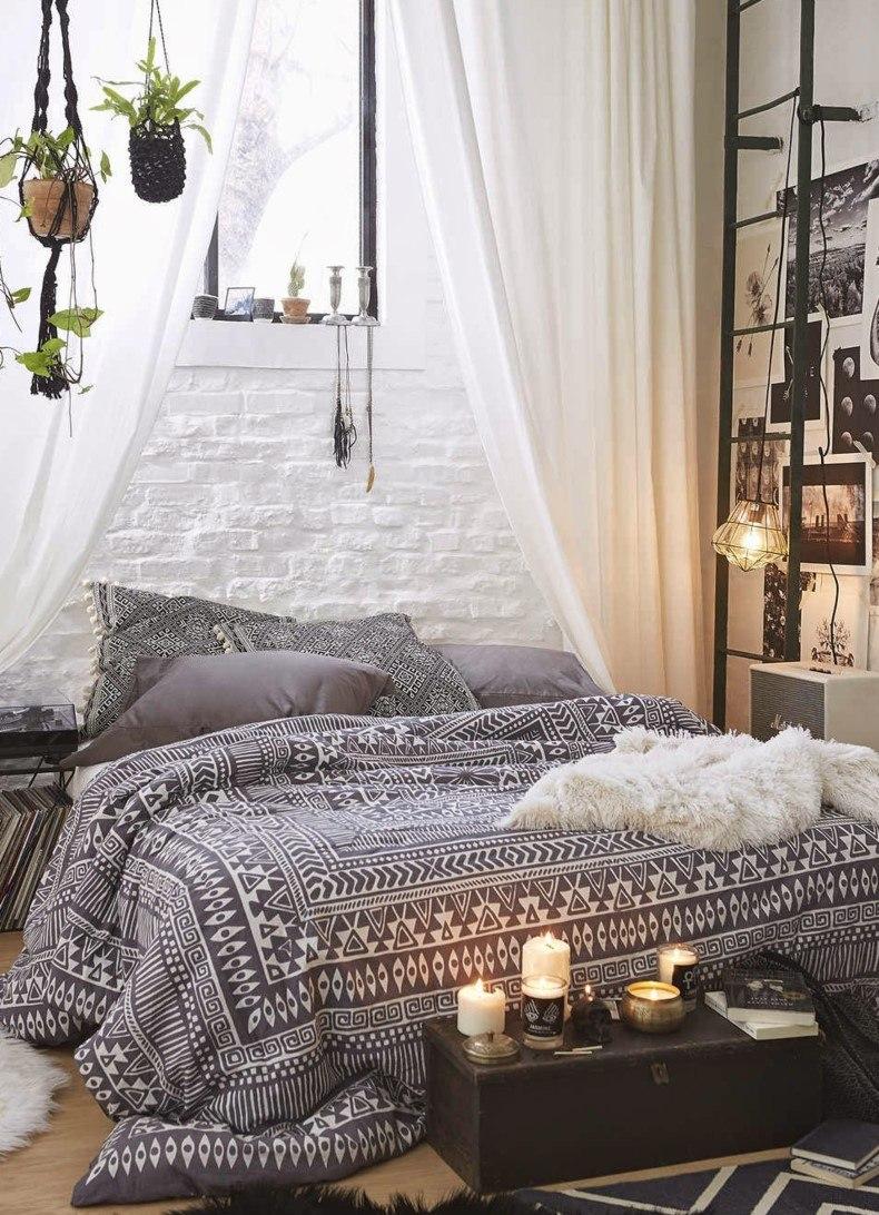 Bohemian Themed Bedroom Ideas