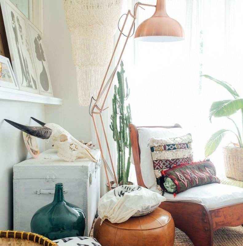 Boho Built-Up Corners