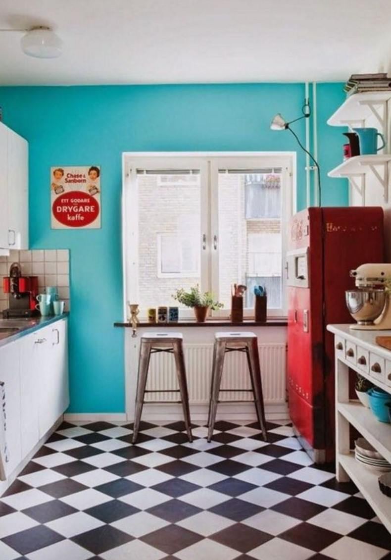 Retro Kitchen Tile