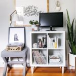 11 Resourceful Ideas for Shelving Units Living Room