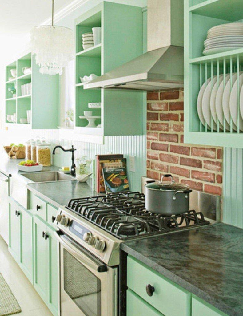Pastel Kitchen Color Schemes