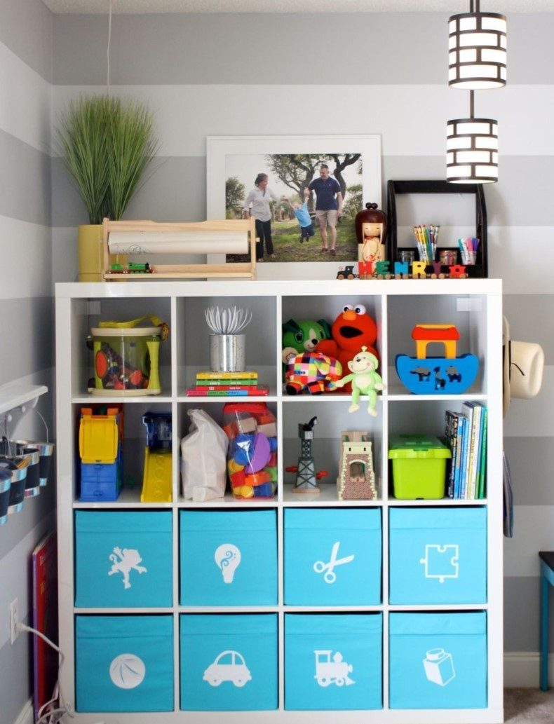 Toy Storage Design