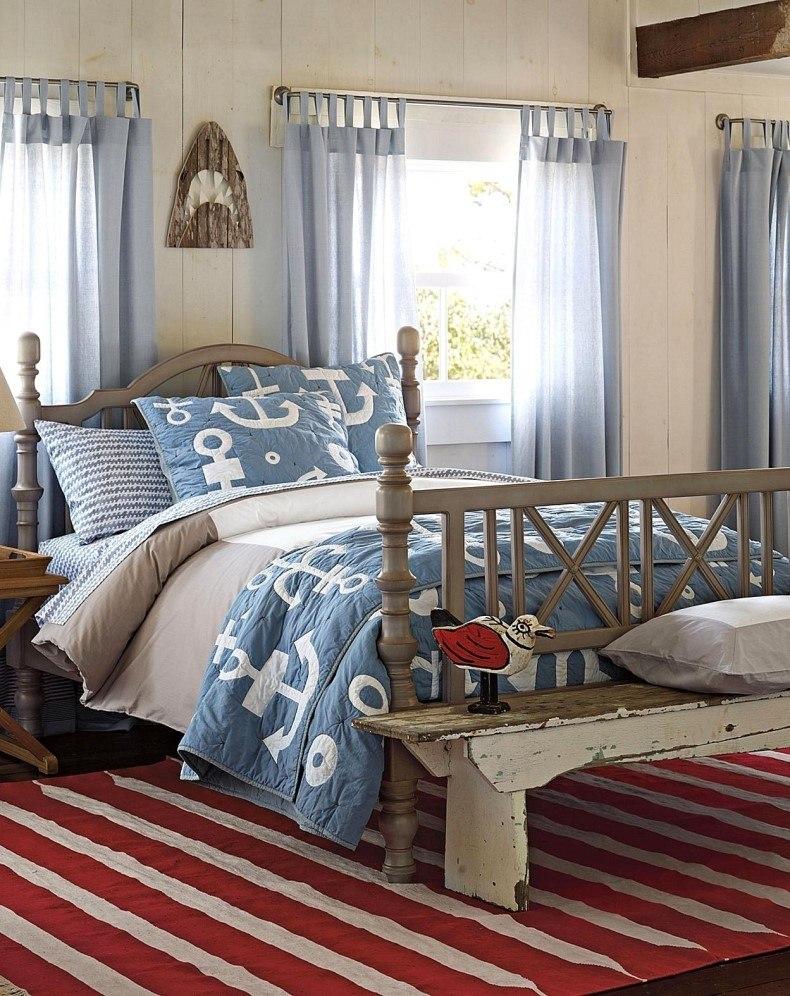 Amazing Vintage Bedroom