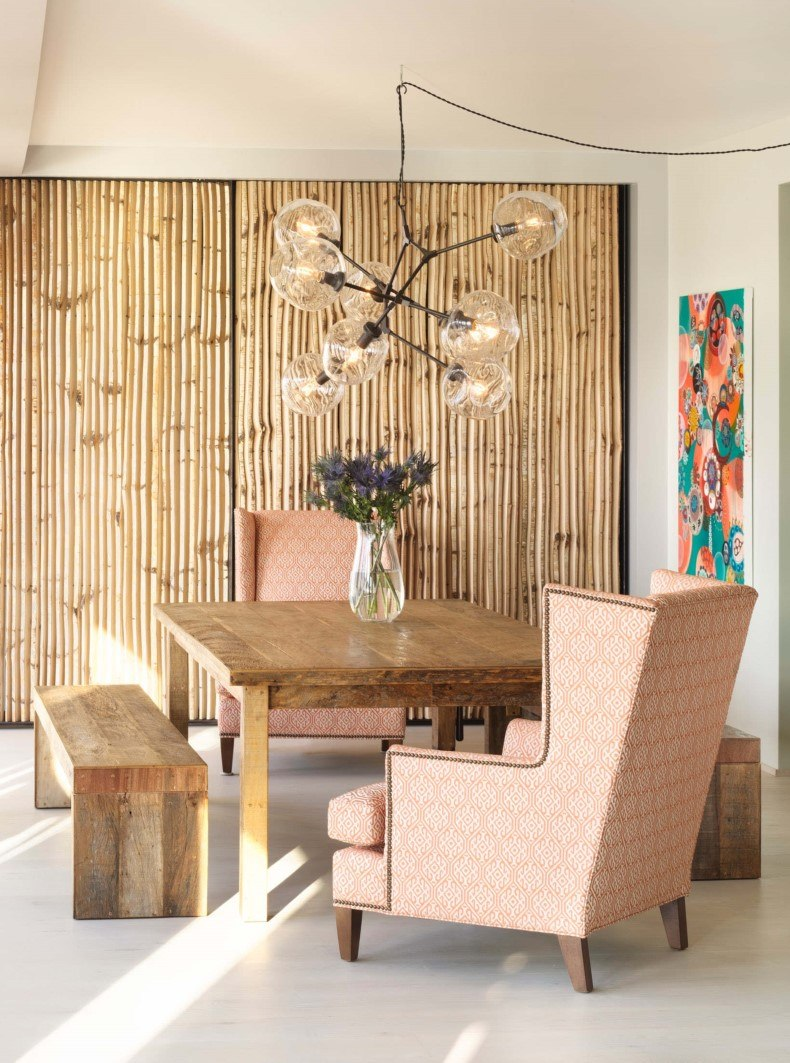 The eclectic dining room decor ideas are a versatile way to create the original space in any nook of your house.