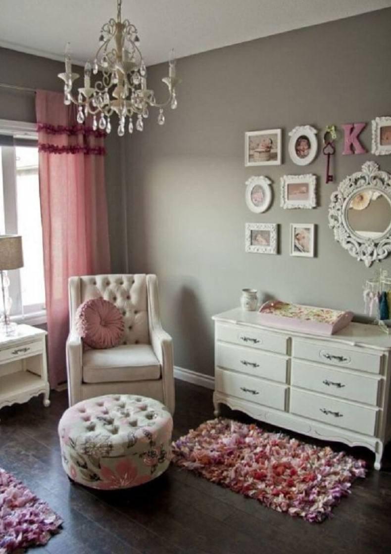 Vintage Art Bedroom Decor Ideas
