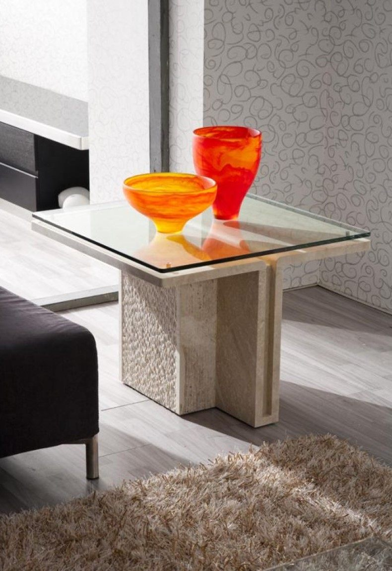 Imagine how you can make eclectic end tables better.