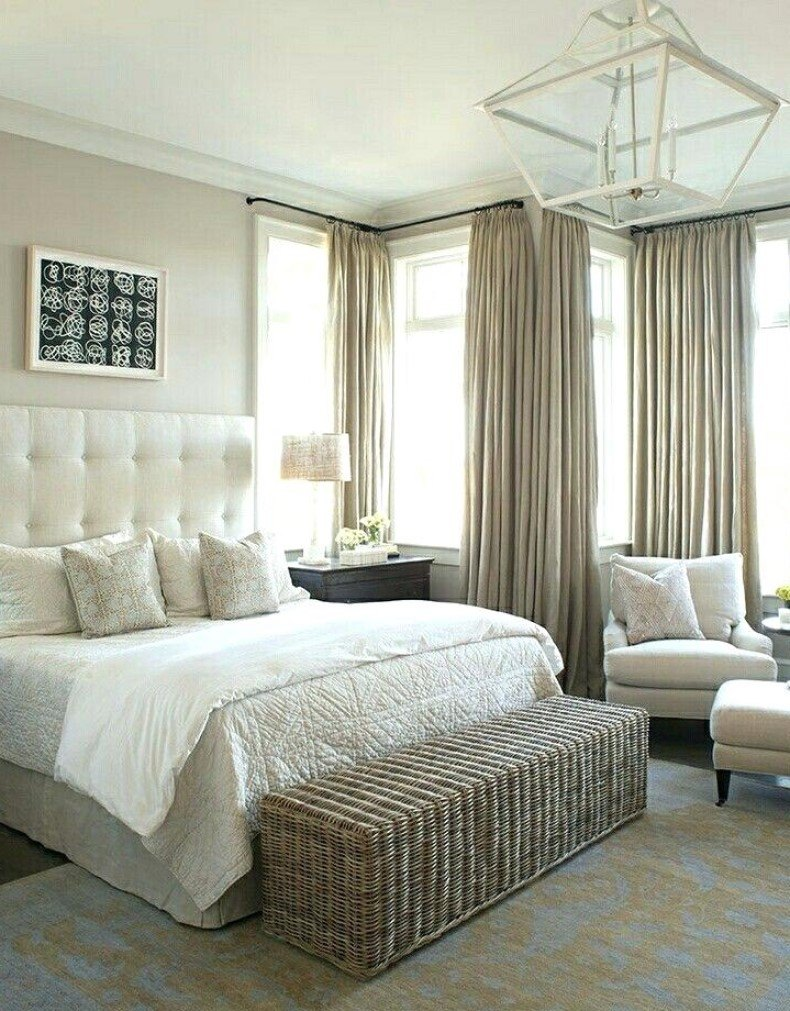 Neutral Color Bedroom Design