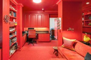 Cherry Room Interior Design
