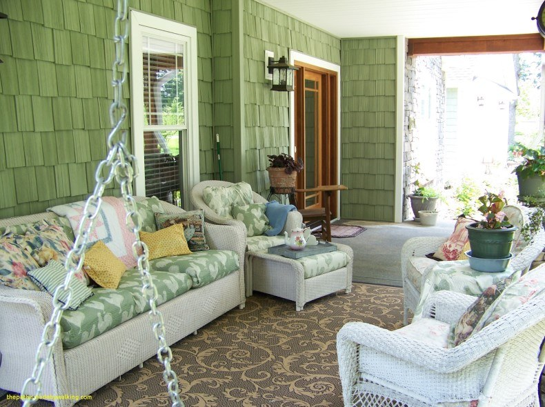 Green Porch Furniture