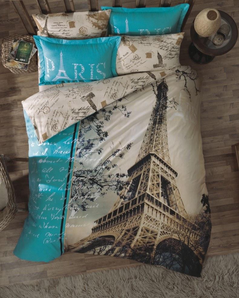 Paris in Autumn Full Queen Size Duvet