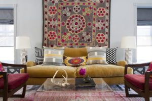Simple Bohemian Decor