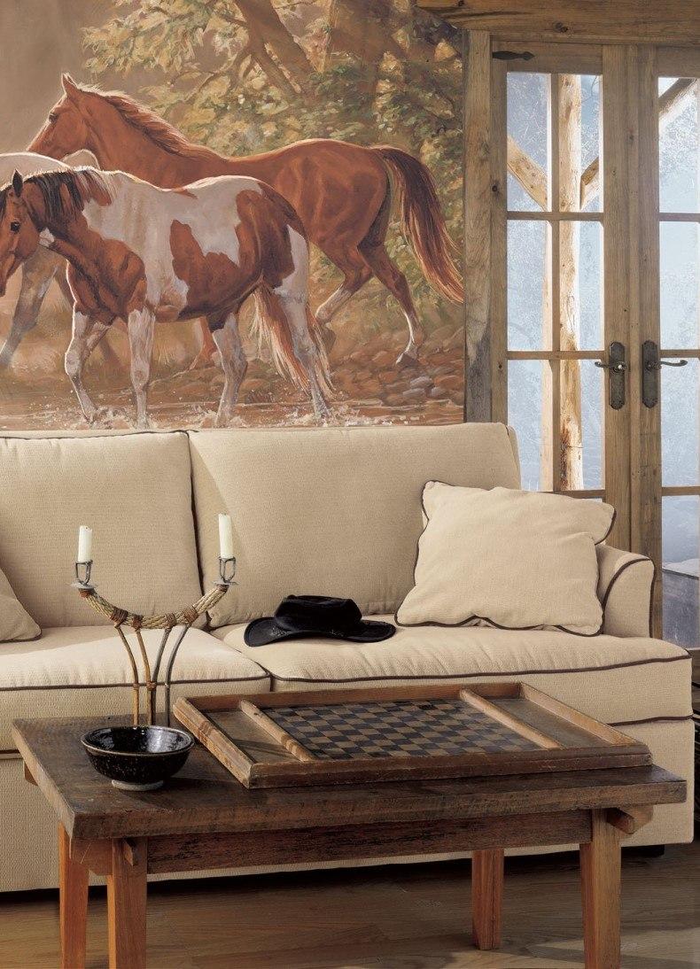 Oversized Horse Art