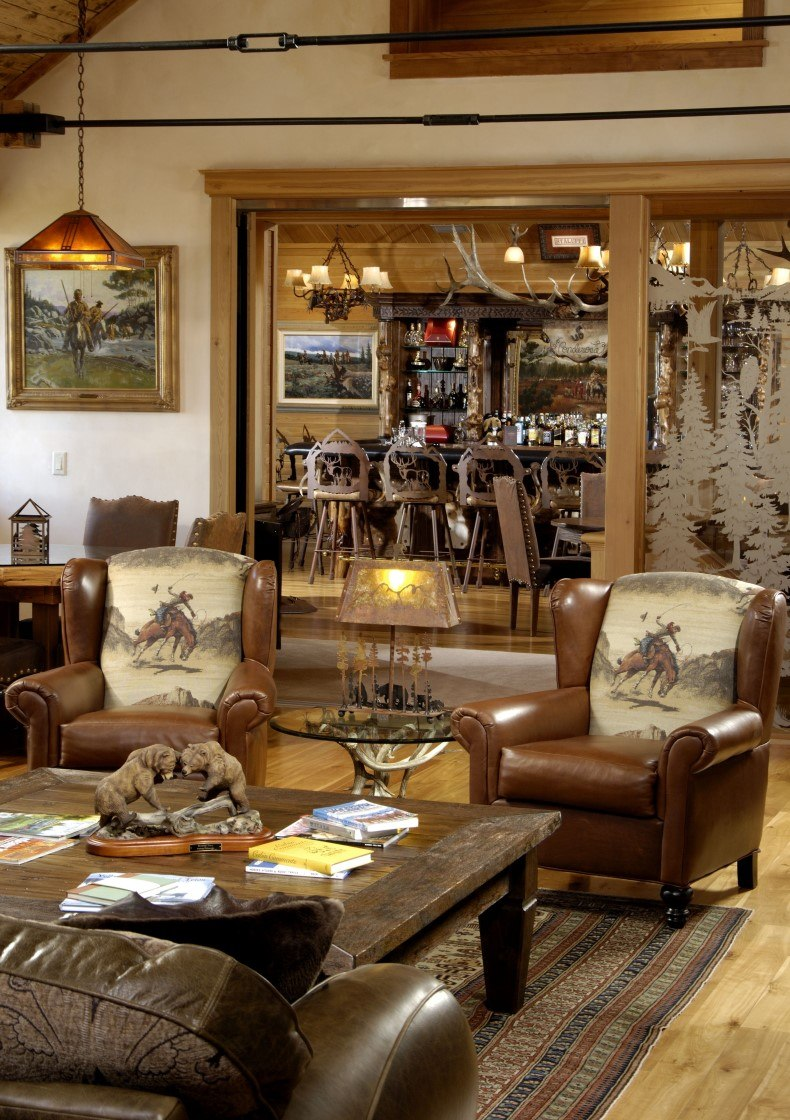 Western Ranch Home Decor