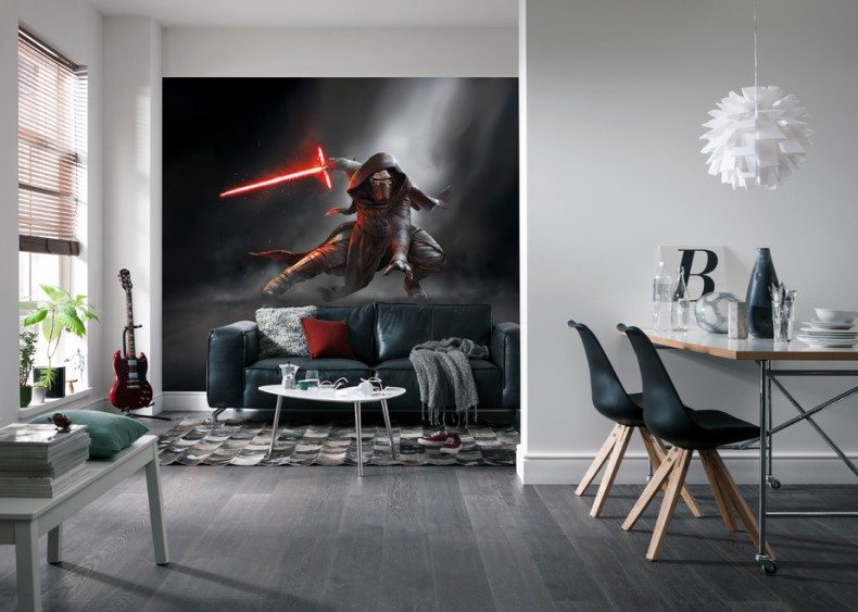 Star Wars Room Design