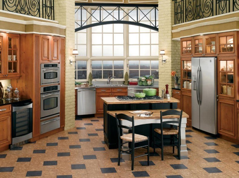 Cork Flooring for Your Kitchen