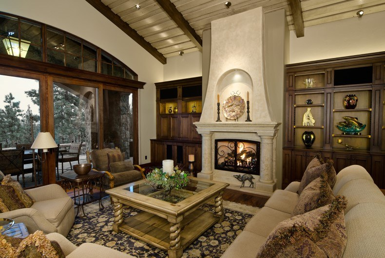 Tuscan Living Room Decor Thebestwoodfurniture Com