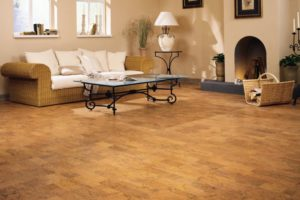 Natural Look Cork Flooring