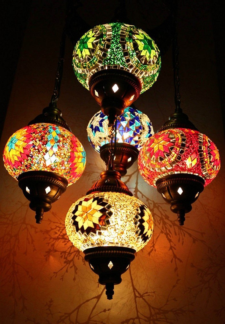 Turkish Moroccan Style Hanging Lamps