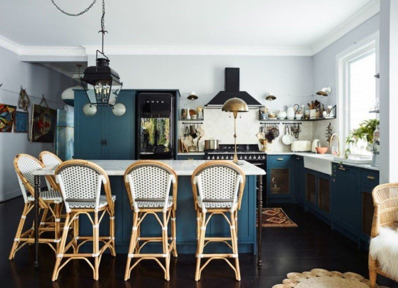 Bistro Chairs For Kitchen