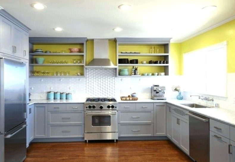 How to Paint Over Wood Cabinets